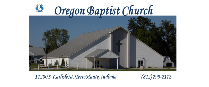 Oregon Baptist Church of Terre Haute, IN